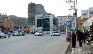 High 1入口ゲートのある街、古汗(コォハン)