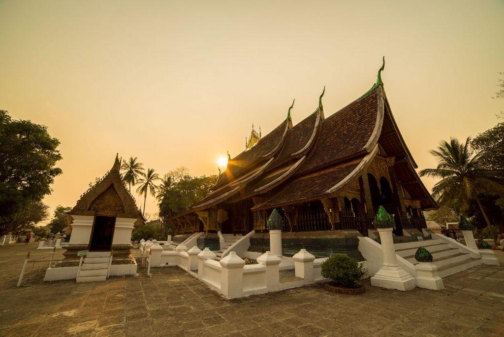 ワット・シェントーン Wat Xieng Thong
