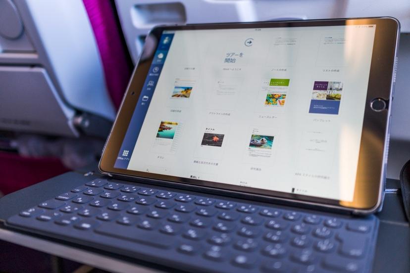 iPad Pro Word