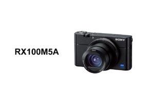 予想外のRX100M5A発表!M6,M5との違いや進化は?